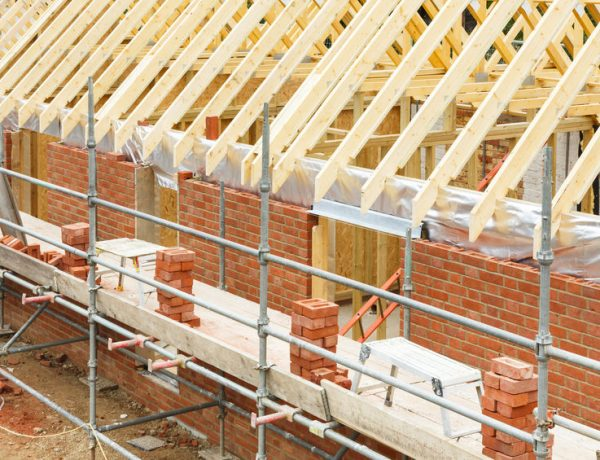 3.2% of all Properties Sold in Frodsham are New Builds
